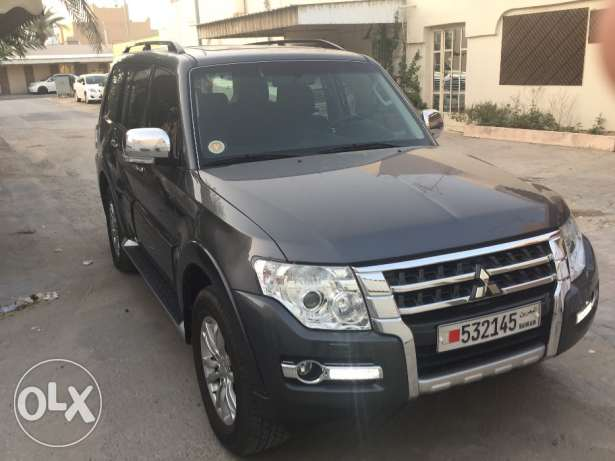 Mitsubishi Pajero 2015 Full Option