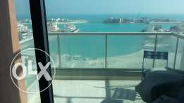 Amazing 2 Bedrooms flat in Amwaj, Sea view