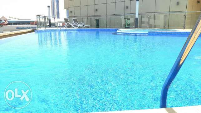 One bedroom apartment for rent in Seef area السيف -  6