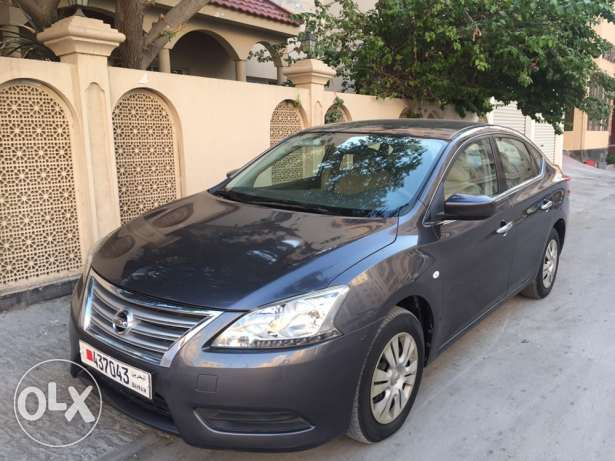 Nissan Sentra 2013 full automatic very good condition no accident
