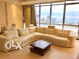 Sea View Apartment for Rent in Juffair. Ref: MPI0270