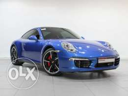 "Porsche 911 (991) Carrera S ""Approved"""