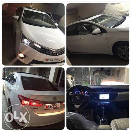 corolla limited 2015))