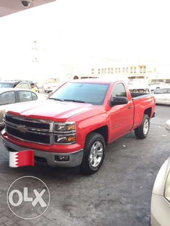 For Sale 2014 Chevrolet Silverado LS Single Owner Bahrain Agency