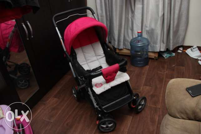 Baby Car Seat crib walkee