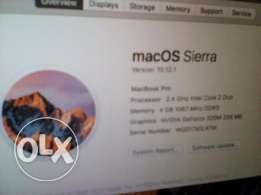 MacBook pro in mint condition