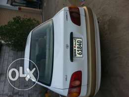Toyota Corolla 98 model 1 years passing hamad town h