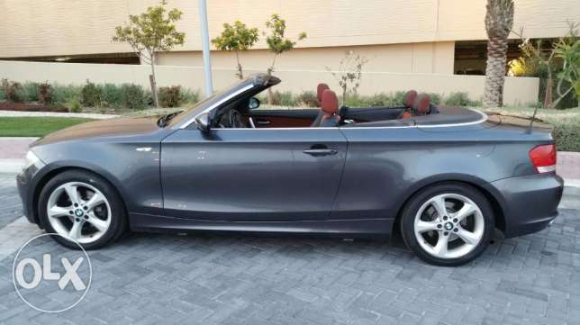 BMW 125 Model 2009 Excellent Condition Convertible