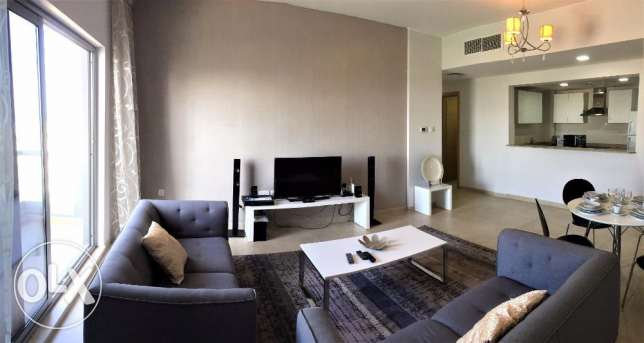 Lovely fully furnished 2BR flat in Amwaj