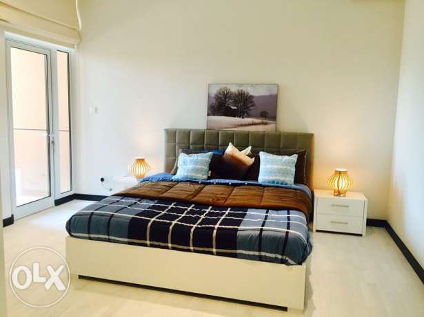 Two bedrooms apartment in Reef-Island. السيف -  7