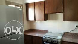 New hidd, one BR semi furnished apartment/ central Ac & cooker