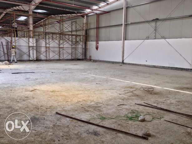 Large Industrial WORKSHOP or WAREHOUSE in Low Rent Bahrain