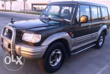 Galloper 4WD for sale Full Automatic المنامة -  7