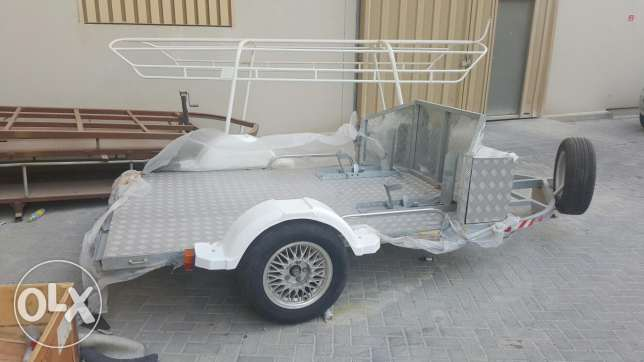 We do all kinds of trailers سترة -  7