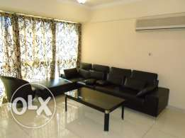 2 Bedroom fully furnished Flat in Adliya incl
