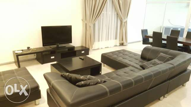 new hidd 3 BR Fully furnished