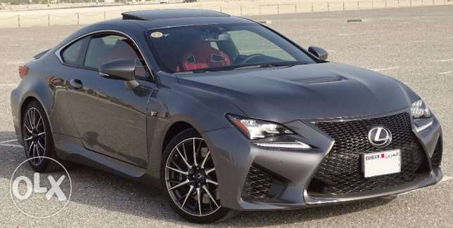 Lexus RCF - New Condition