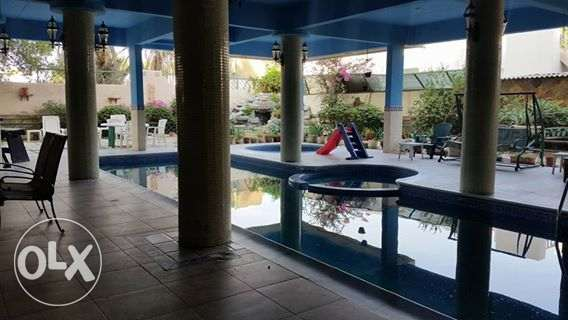 fully furnished apartment in Saar with pool,gym