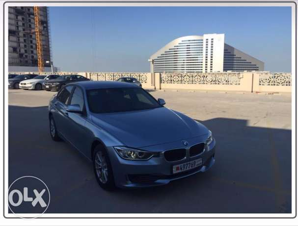BMW 3.16 Model 2014 - Only 23000KM