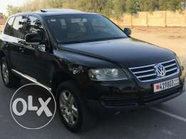 2007 VW touareg single owner accident free