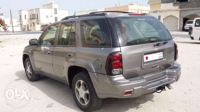 chevrolet trailbalazer for sale. best offer
