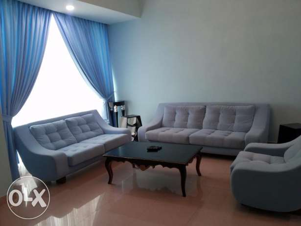 3 bedroom fully furnished luxury apartment for rent at Juffair