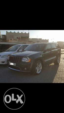 Jeep Grand Cherokee SRT8 جد علي -  1