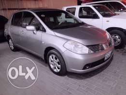 Nissan tiida 1.8 full option. 2007 model for sale