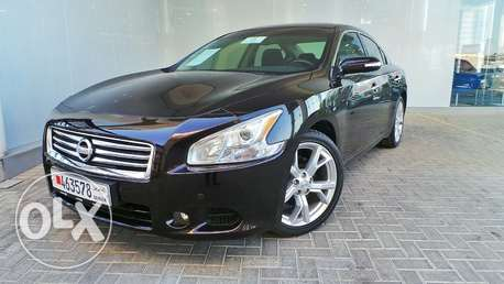 Nissan maxima 2013 with sunroof