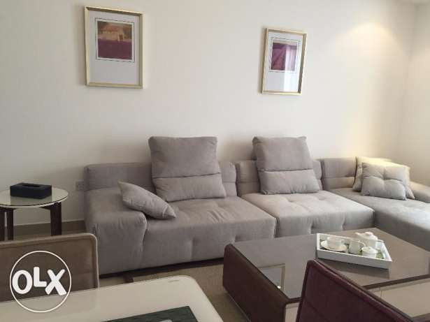 Classy styled Two Bedrooms f/f in Mahooz