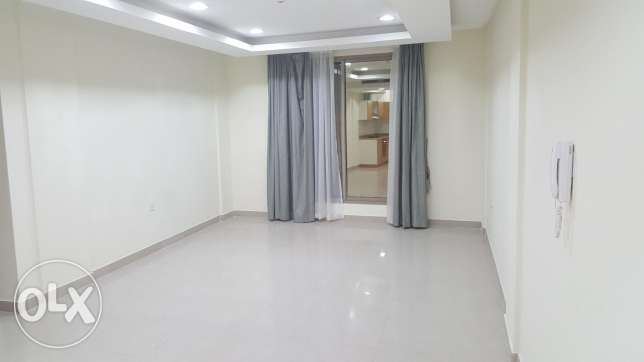 Semi furnished 2 BHK apartment with central Ac & balcony