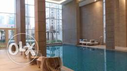 Brand new 1 bedroom modern furnished apartment facing Sea