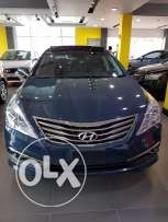 Brand New Hyundai AZERA 2016 Full Option