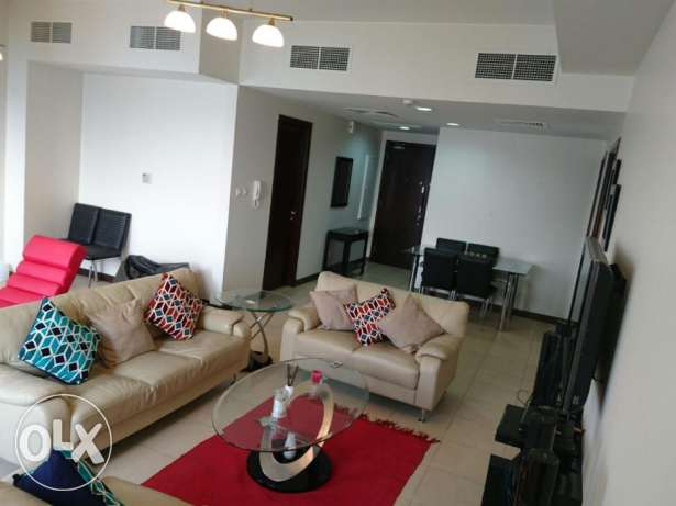 flat for rent in [meena 7] amwaj island جزر امواج  -  1