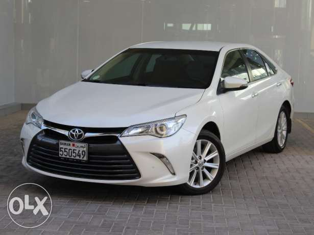 Toyota Camry 2.5 GLX Mid Option 2016 White For Sale