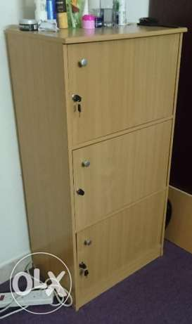 Storage Unit/ Cupboard for office/home use