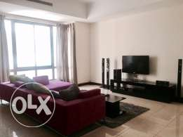LUXURY 2bedroom fully furnished apartment at adliya available