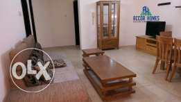 Traditional, fully furnished 2 BHK flat for rent at BHD 375/month