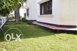 4 Bedrooms compound villa with nice faciliies in Janabiya