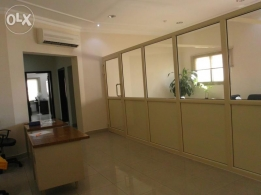 Fully fitted offices for rent in Mahooz