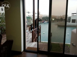 3+1 Bedroom fully furnished villa for rent in Amwaj inclusive