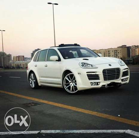 Porsche Cayenne TechArt