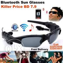 bluetooth sunglasses earphone