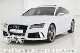 AUDI RS7 2014 for sale in Bahrain