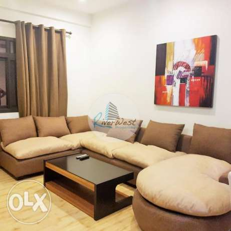 Cozily furnished two-bedroom apartment near Mosque