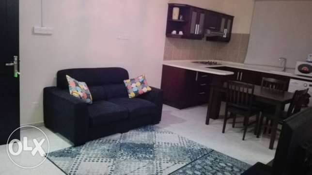 two bedroom apartment in seef fully furnished