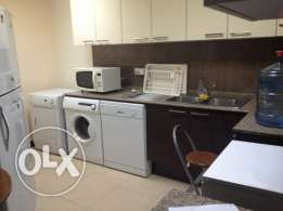 Beautiful 1 Bed room apartment decent furniture fully furnished