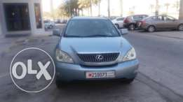 Jeep Lexus RX 350 Full Option With Sun Roof Well Maintained 2006 Model
