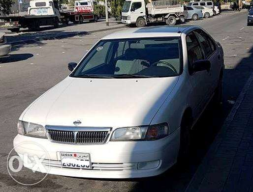 Nissan sunny forsale 1999 well maintained car