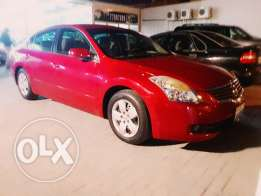 Nissan Altima 2.5S Model 2008 Now for sale